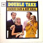 JACKIE & ROY Double Take album cover