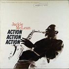 JACKIE MCLEAN Action album cover
