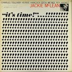 JACKIE MCLEAN It's Time! album cover