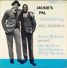 JACKIE MCLEAN Jackie McLean Quintet Introducing Bill Hardman : Jackie's Pal (aka Steeplechase) album cover