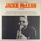 JACKIE MCLEAN Jacknife album cover