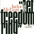 JACKIE MCLEAN ''Let Freedom Ring'' Album Cover