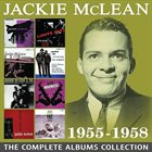 JACKIE MCLEAN The Complete Albums Collection 1955-1958 album cover