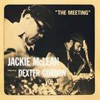 JACKIE MCLEAN The Meeting Vol.1 (Featuring Dexter Gordon) album cover