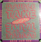 JACKIE ORSZACZKY Jump Back Jack / Red Not Blue ‎: Double Take album cover