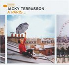 JACKY TERRASSON À Paris album cover