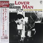 JACKY TERRASSON Lover Man album cover