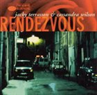 JACKY TERRASSON Rendezvous (with Cassandra Wilson) album cover