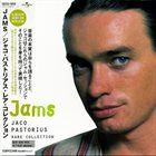 JACO PASTORIUS Jams- Rare Collection album cover