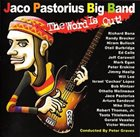 JACO PASTORIUS The Word Is Out! album cover