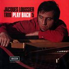 JACQUES LOUSSIER Play Bach No. 5 album cover
