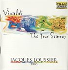 JACQUES LOUSSIER Vivaldi: The Four Seasons album cover