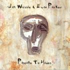 JAH WOBBLE Jah Wobble & Evan Parker : Passage To Hades album cover