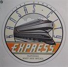 JAKE HANNA Kansas City Express album cover