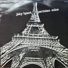 JAKI BYARD Parisian Solos album cover