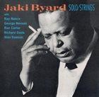 JAKI BYARD Solo/Strings album cover