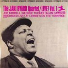 JAKI BYARD The Jaki Byard Quartet Live! Vol. 1 album cover
