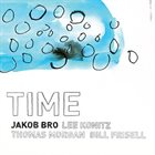 JAKOB BRO Time album cover
