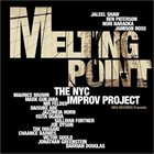 JALEEL SHAW The NYC Improv Project : Melting Point album cover