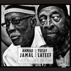 AHMAD JAMAL Ahmad Jamal & Yusef Lateef: Live At The Olympia album cover