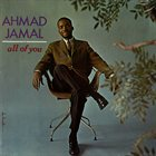 AHMAD JAMAL All Of You album cover