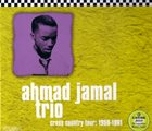 AHMAD JAMAL Cross Country Tour: 1958-1961 album cover
