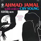 AHMAD JAMAL Cry Young album cover