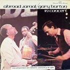 AHMAD JAMAL In Concert (aka Live at the Midem aka Morning Of The Carnival) album cover
