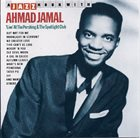 AHMAD JAMAL Live at the Pershing & The Spotlight album cover