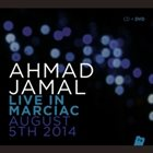 AHMAD JAMAL Live in Marciac, August 5th 2014 album cover