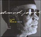 AHMAD JAMAL Live In Paris 1996 album cover