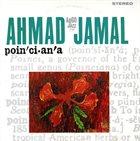 AHMAD JAMAL Poinciana album cover