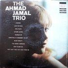 AHMAD JAMAL The Ahmad Jamal Trio album cover
