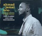 AHMAD JAMAL The Classic 1958-1962 Recordings (5CD) album cover