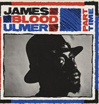 JAMES BLOOD ULMER Part-Time album cover