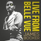 JAMES BOOKER Live From Belle Vue album cover