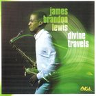 JAMES BRANDON LEWIS Divine Travels album cover