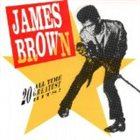 JAMES BROWN 20 All Time Greatest Hits! album cover