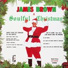 JAMES BROWN A Soulful Christmas album cover