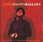 JAMES BROWN Ballads album cover