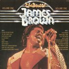 JAMES BROWN Best of James Brown album cover