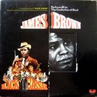 JAMES BROWN Black Caesar album cover