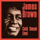 JAMES BROWN Cold Sweat: Live album cover