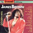JAMES BROWN Golden Hits album cover