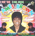 JAMES BROWN I Got You (I Feel Good) album cover