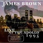 JAMES BROWN Live at the Apollo 1995 album cover