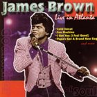 JAMES BROWN Live in Atlanta album cover