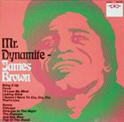 JAMES BROWN Mr. Dynamite album cover