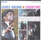 JAMES BROWN Showtime album cover