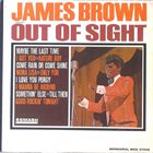 JAMES BROWN Sings Out of Sight album cover